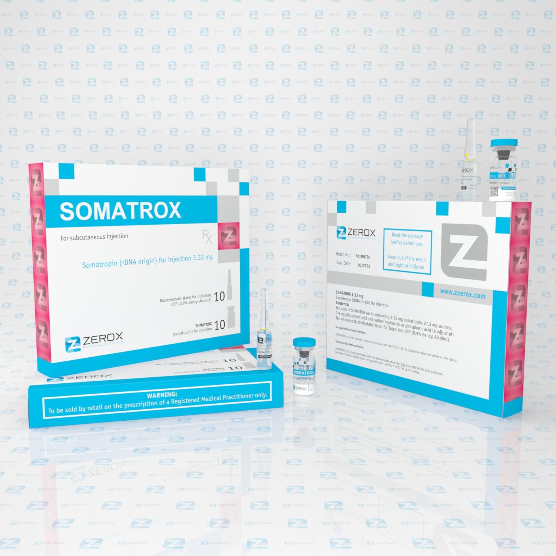 Somatrox
